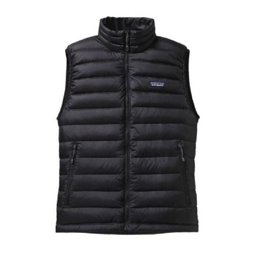 Patagonia Down Sweater Vest BLK